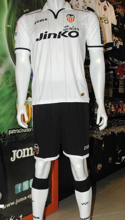 Joma Valencia Jersey 2012-2013