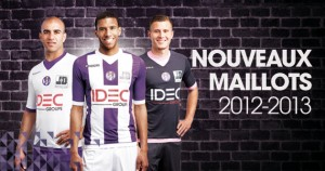 Maillot TFC 2013