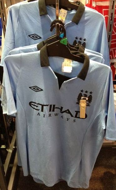 Man City Leaked Top 2013