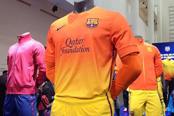 New Barcelona Strip 2012-13