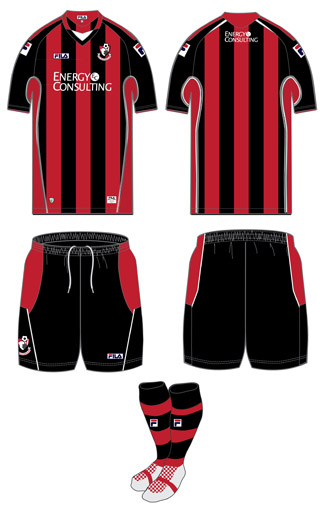New Bournemouth Kit 2012-13