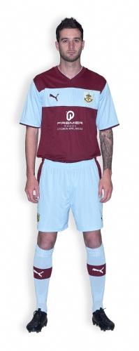 New Burnley Home Shirt 2012-13