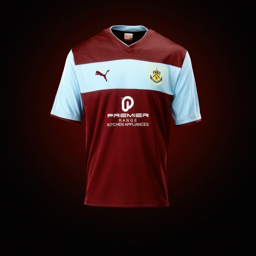 New Burnley Kit 12-13
