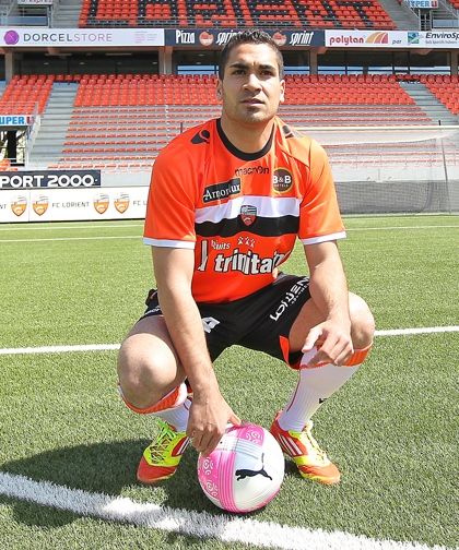 New FC Lorient Jersey 2012-2013