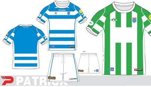 New FC Zwolle Shirts 2012