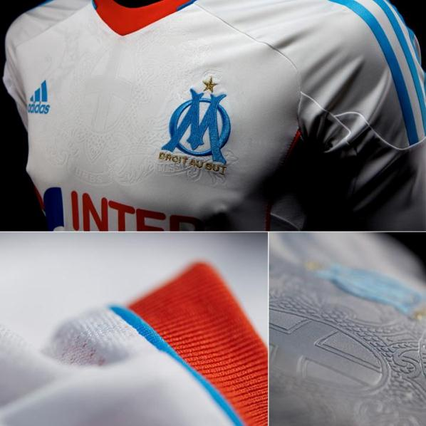 New Marseille Kit 2013
