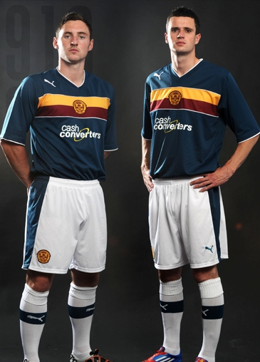 New Motherwell Strip 12-13