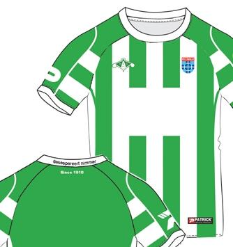 Patrick Soccer Jerseys Zwolle Tenue 2012