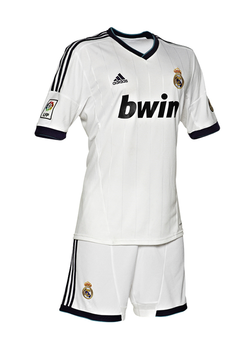 Real Madrid Home Shirt 12-13