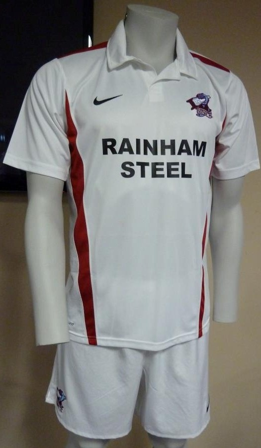 Scunthorpe United Nike Shirt 2012