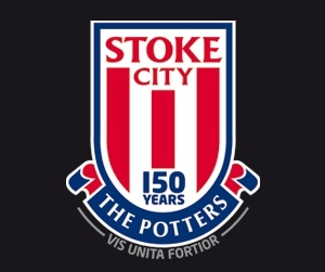 Stoke 150th Anniversary Crest