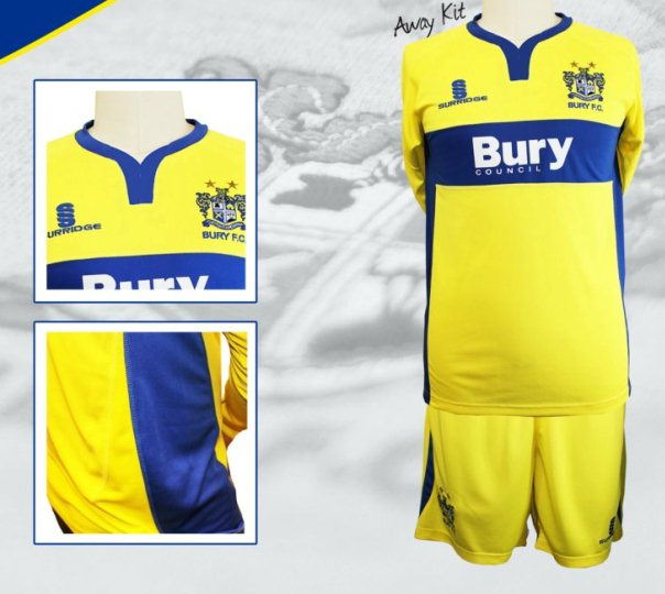 Surridge Bury Shirt 12-13