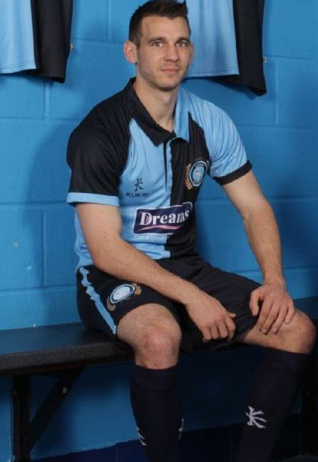 Wycombe Wanderers Home Kit 2012/13