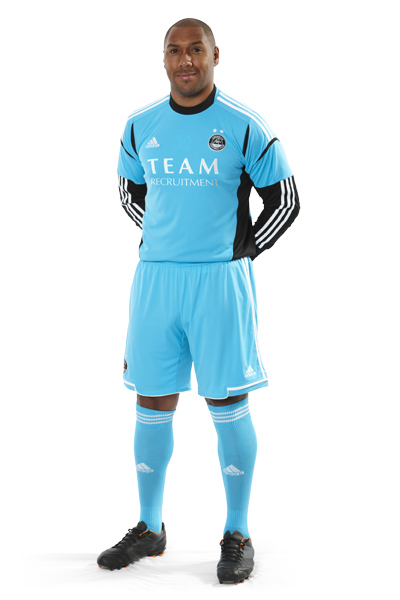 Aberdeen Goalkeeper Kit 12-13