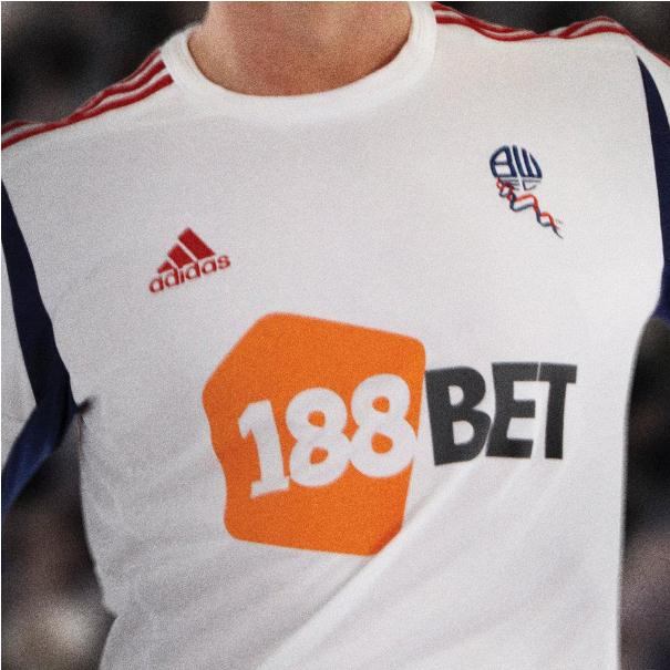 Adidas BWFC Home Shirt 2013