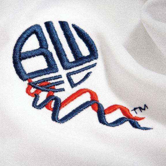Bolton Wanderers Club Crest 2013