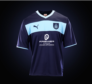 Burnley Away Jersey 12-13