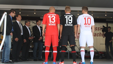 FC Augsburg Trikot 2013