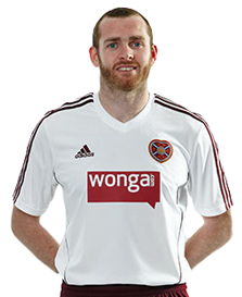 Hearts New Kit 2012-2013