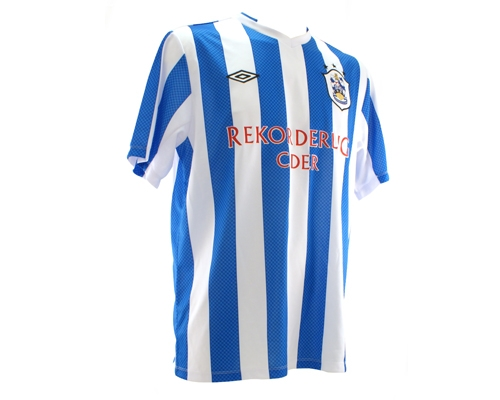 Huddersfield Home Shirt 2012-13