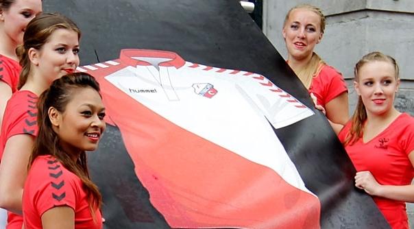 Hummel Utrecht Jersey 2012-13
