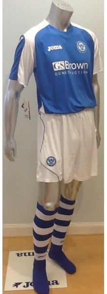 Joma St.Johnstone Kit 12-13