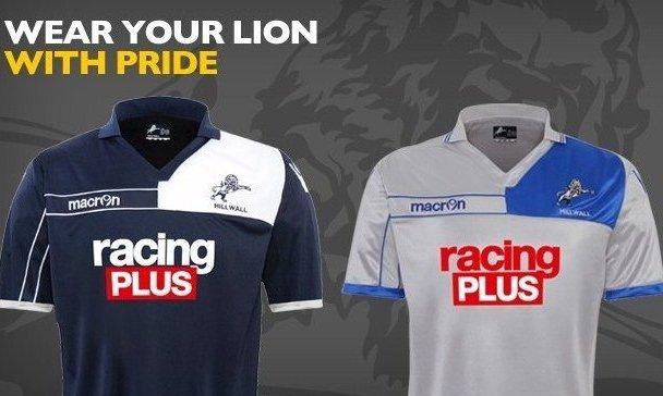 Macron Millwall Kits 2013
