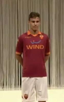 New  Roma Kit 2012 2013