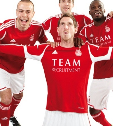 New Aberdeen Top 2013