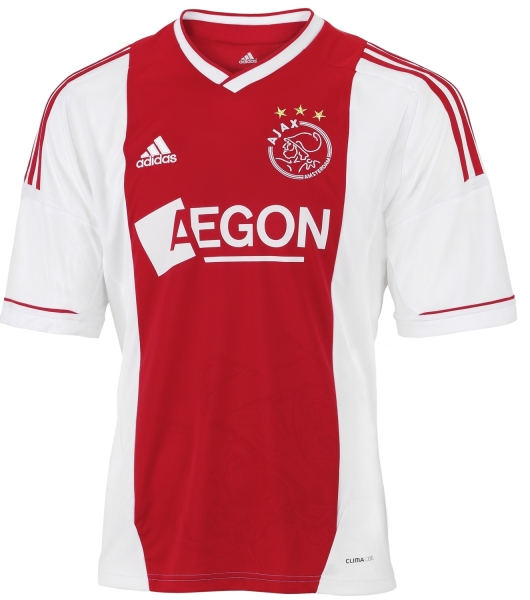 New Ajax Home Shirt 2013