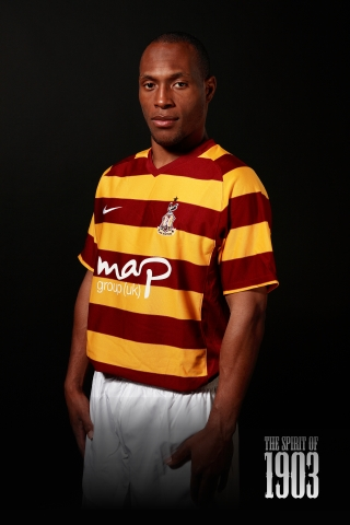 New Bradford City Kit 2012-13