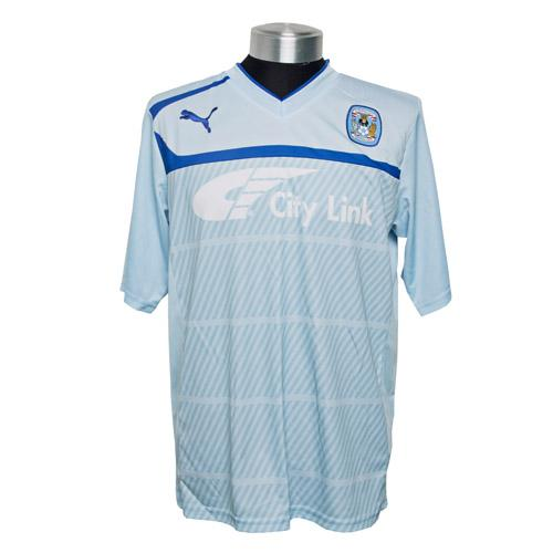 New Coventry City Kit 2012-13