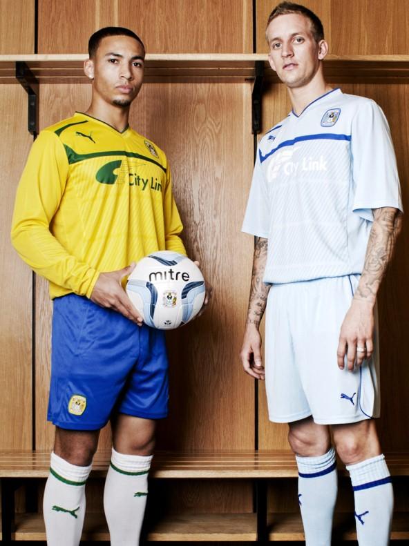 New Coventry City Kit 2013