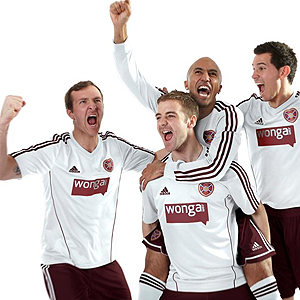 New Hearts Adidas Strip 12-13