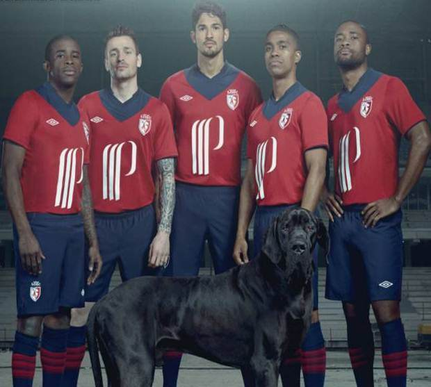 New Lille Kit 2012-13