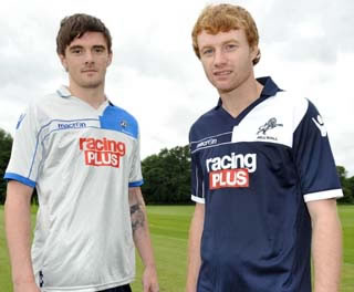 New Millwall FC Kits 2012