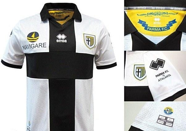 New Parma Kit 2013