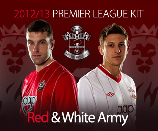 New Saints Shirt 2012-13