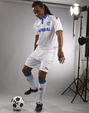 New Tranmere Kit 2013
