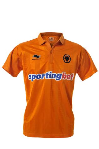 New Wolves Shirt 12-13