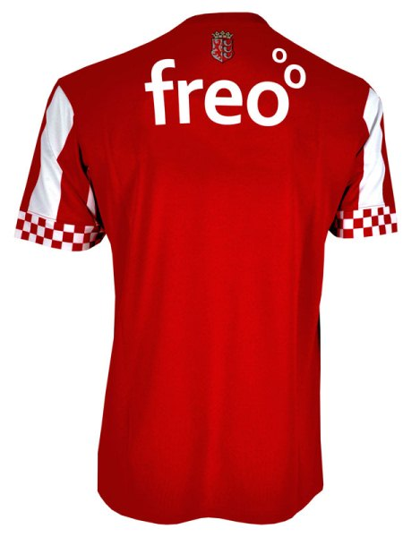 PSV Home Kit 12-13 Nike Freo
