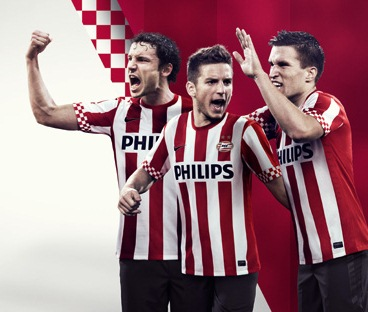 PSV Thuistenue 2013