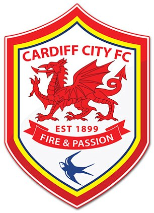 Red CCFC Badge 2013