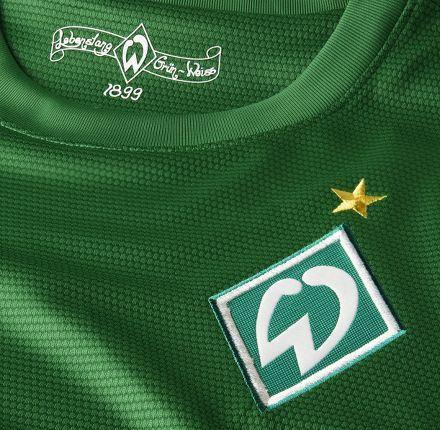SV Werder Bremen Jersey 2013