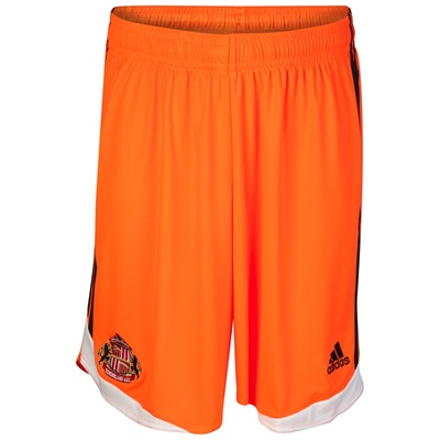 Sunderland Away Goalkeeper Shorts 2013