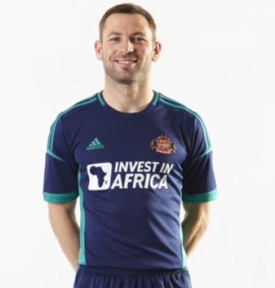 Sunderland Invest in Africa Strip 2012
