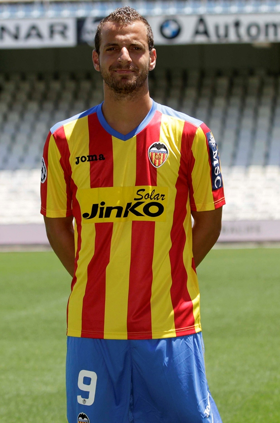 Valencia Champions League Shirt 2012-13