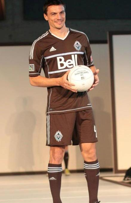 Vancouver Whitecaps Third Kit 2012