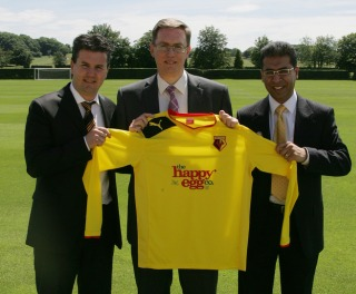 Watford Home Shirt 2013