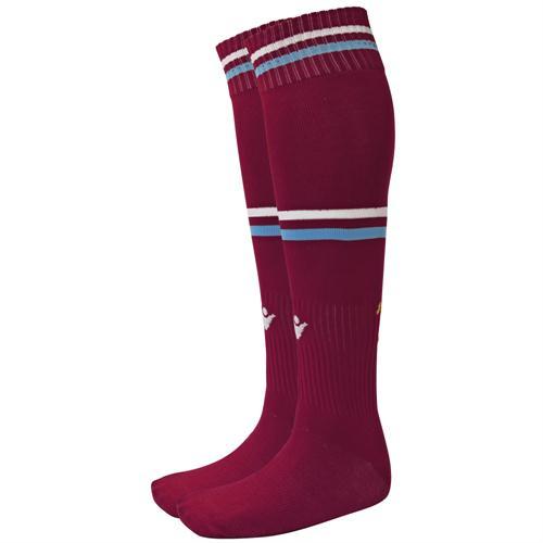 West Ham Home Socks
